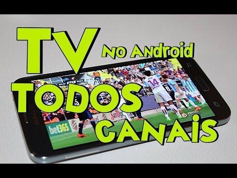 Melhor modo de Assistir TV no android sem ter que configurar lista de canais - Live Stream Player - YouTube