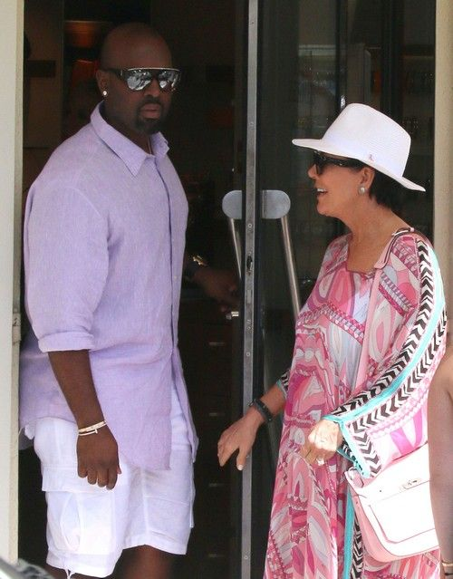 Are Kris Jenner and Corey Gamble are faking their relationship while Kris pays him to pretend they are dating? Kris Jenner was humiliated by Bruce Jenner...