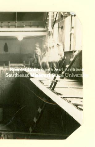 Academic Hall Swimming Pool 1934 Southeast Missouri State University Photographs Historic