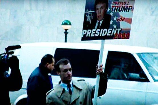 Rage Against The Machine já sabia da candidatura de Donald Trump, 16 anos atrás