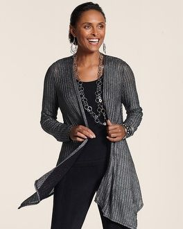 I'm head over heels in love with this cardigan.