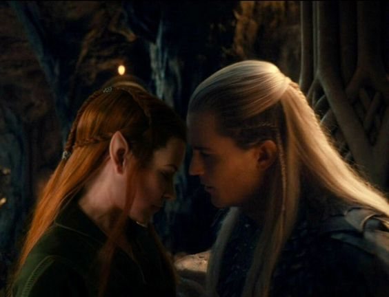 Legolas and Tauriel | Tauriel | Pinterest | Need to, To ...