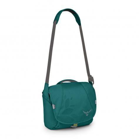 Osprey Tasche Flap Jill Courier Mini Teal Blue