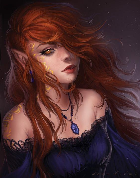 Los dones de los elfos
