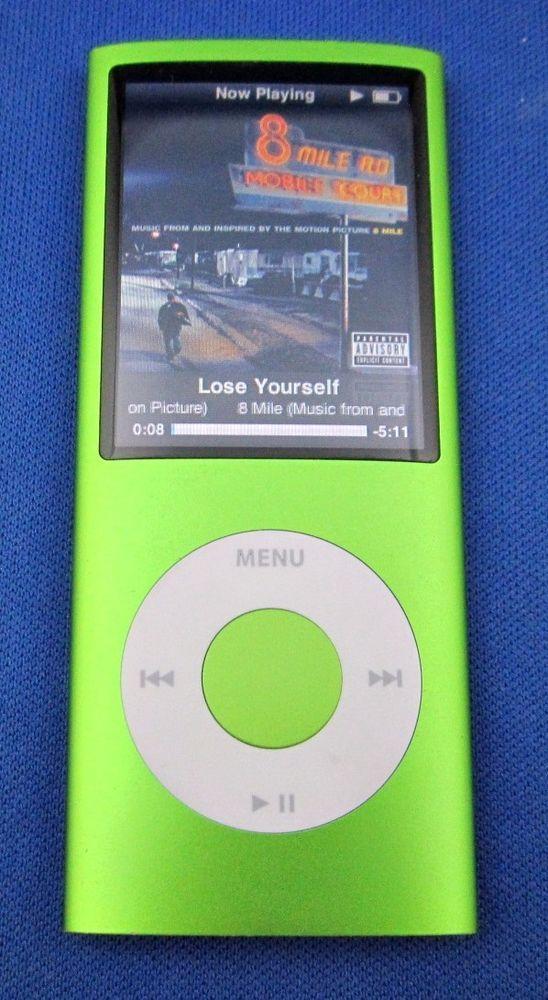 Choose Your Color Apple iPod Nano 6th Generation 8GB 16GB *Used*