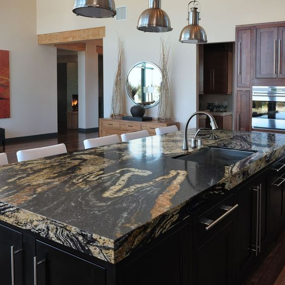 Sensa Orinoco Granite Home Decor Pinterest Beautiful