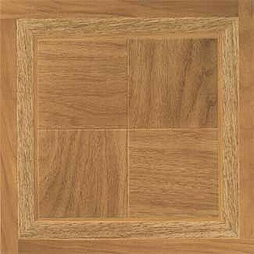 Wood Vinyl Floor Tile 36 Pcs Self Adhesive Flooring Actual 12 X 12 Vinyl Flooring Ideas Of Vinyl Flooring Vinylflooring Wood Vinyl Vinyl Flooring