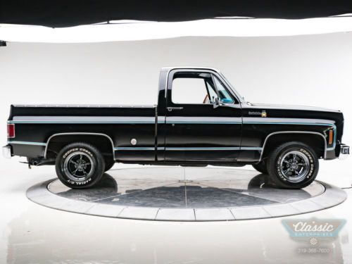 1978 Chevrolet Pickup Short Box 350 V8 Power Brakes Truck Old Trucks For Sale Vintage Classic And Old Trucks Chevy Trucks Chevrolet Classic Chevy Trucks