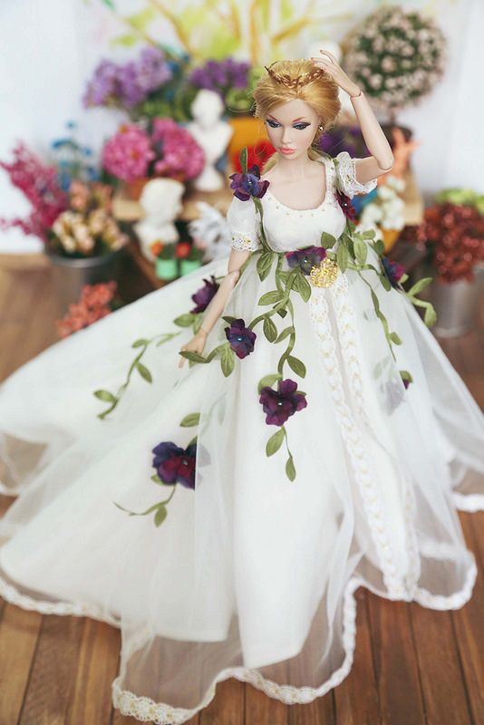 doll bridal gowns V27A4991 /... .1.3 qw