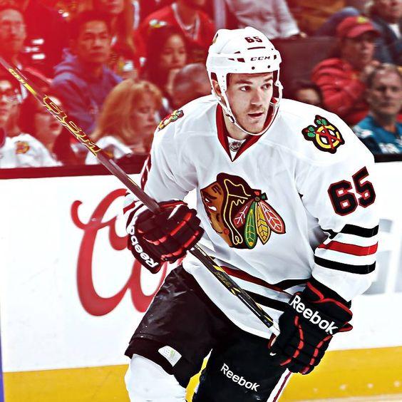 Andrew Shaw. #Blackhawks