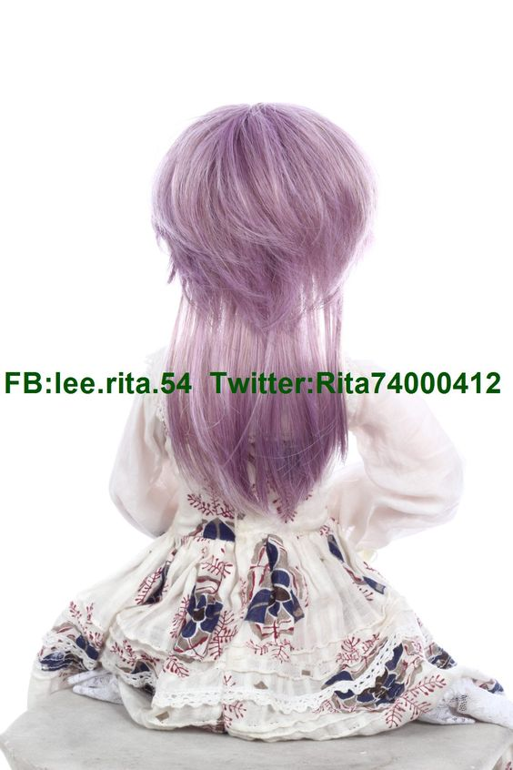cosplay plush doll cosplay colour mix hair wig colorful wigs colorful wig colorful synthetic wig color wigs color wig