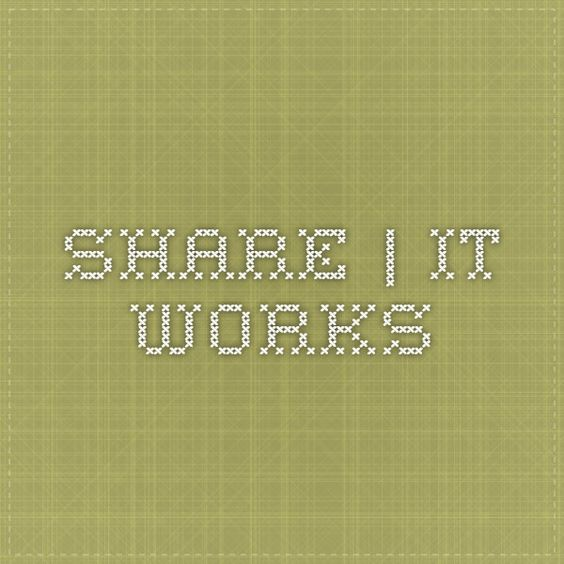 Share   It Works
