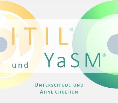 YaSM und die IT Infrastructure Library ITIL® - Vergleich der Service-Management-Frameworks.