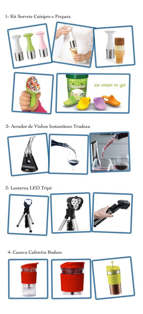Qual desses produtos HIPER ORIGINAIS você gostaria de ganhar?