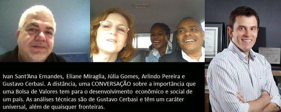 BOLSA DE VALORES DE ANGOLA: UMA INTERPRETAÇÃO BRAS...
