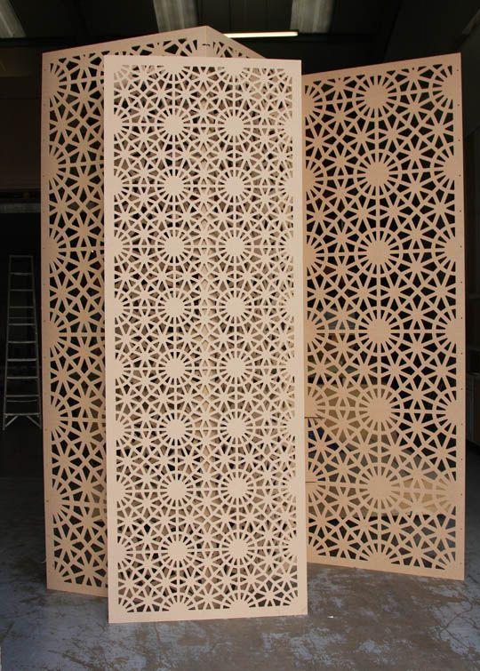 Jali Design Ideas Filing Design Inspiration And Google - Carved wood lace like lighting design inspired islamic decoration patterns
