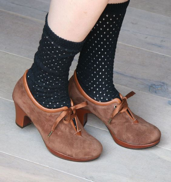 Brown suede Xosmo Chie Mihara