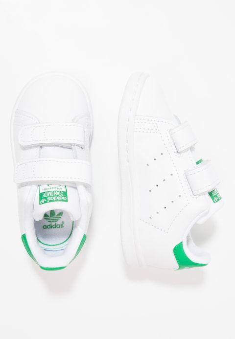 STAN SMITH CF I Chaussures premiers pas whitegreen