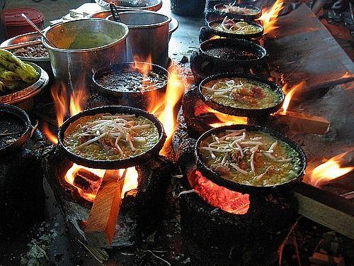 Banh Xeo - Vietnamese Pancakes, Ho Chi Minh City, Vietnam