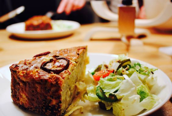 Ottolenghi's Cauliflower Cakerecipe lifestyle food 8020 diet