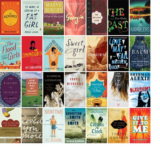 """Saturday, March 5, 2016: The Marcellus Free Library has five new bestsellers and 33 other new books in the Literature & Fiction section.   The new titles this week include """"The Alchemist, 25th Anniversary: A Fable About Following Your Dream,"""" """"13 Ways of Looking at a Fat Girl: Fiction,"""" and """"A Few of the Girls: Stories."""""""