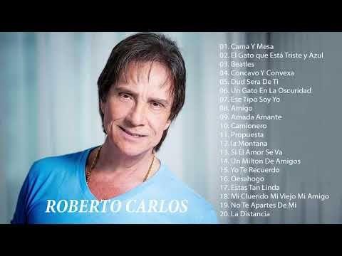 Roberto Carlos Lo Mejor De Lo Mejor Grandes Exitos Youtube Baladas Romanticas Roberto Carlos Beatles