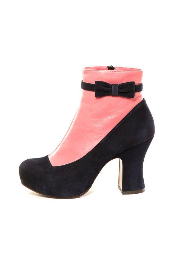 DESTOCKAGE! Bottines femme chaussures Chie Mihara Xadre couleur en exclusivité!