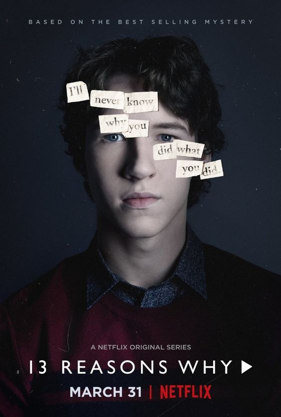 13 Reasons Why Netflix Poster 10: