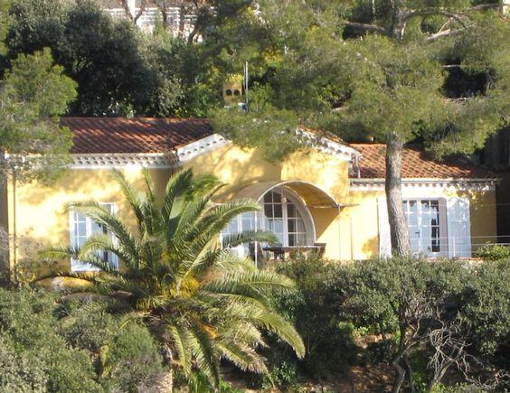 Location vacances maison Saint-Raphaël: Façade