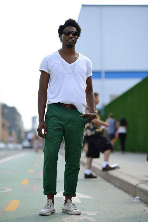 Mad Decent Société Perrier Street Style 4    Green