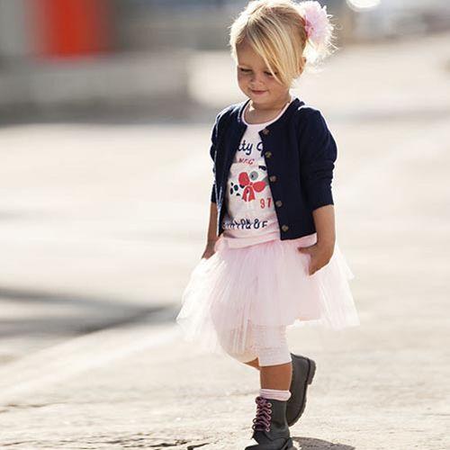 bebé ropa niña pone paños de manga larga capa de la falda de la camiseta de 3 4D