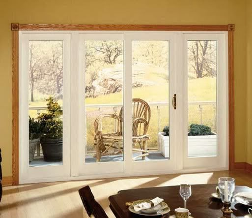 Replace Sliding Door With French Doors And More French Sliding Doors Construction Doors Bathroom French Doors