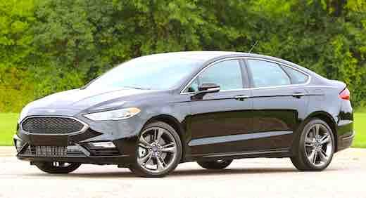 2020 Ford Fusion Sport Energi Pictures
