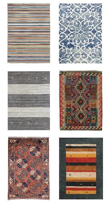 Browse our wide selection of handmade carpets from around the world and add the perfect pop to your space today!