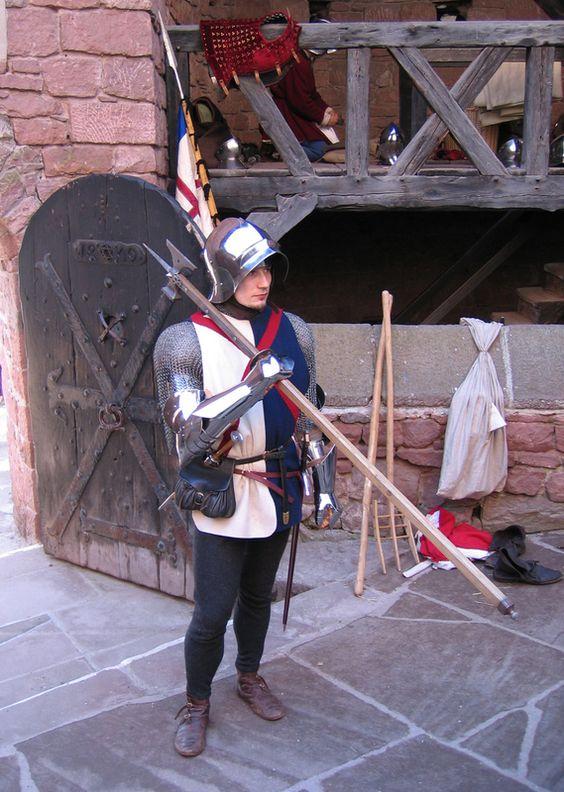 High Medieval reenactment