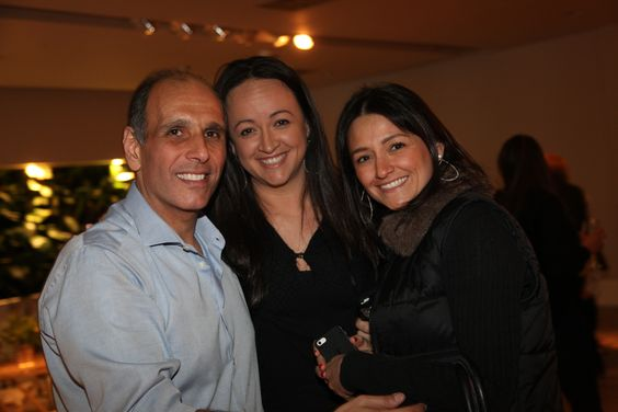 Charles Cateb e  Fabiana + Renata Vasconcellos