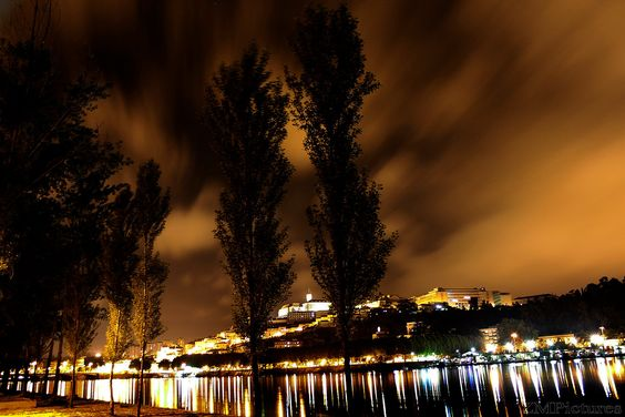 Coimbra by night