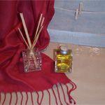 Les lumieres du temps - Diffuseur de parfum, boîtes senteurs, parfum d'armoire, parfums d'armoire.