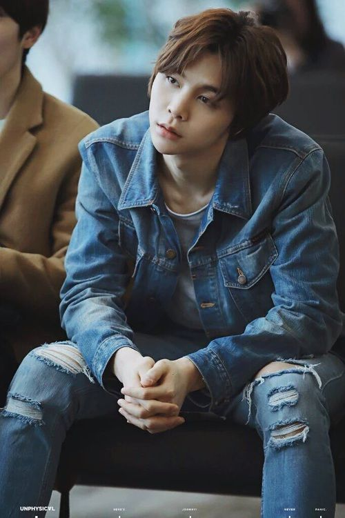 NCT - Johnny