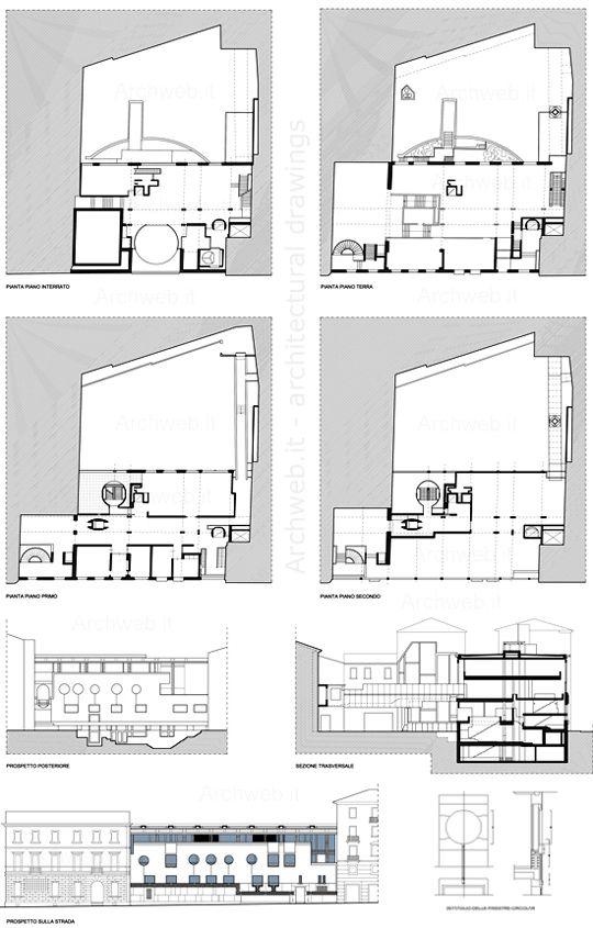 Negozio Di Mobili Verona.Banca Popolare Di Verona 1973 Carlo Scarpa Archweb 2d