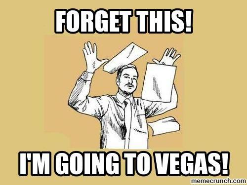 Who is ready to go to #Vegas?  #TravelWithTanisha