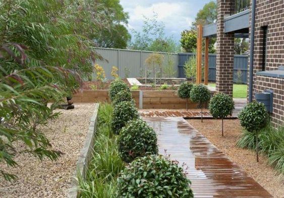 Fesselnd Moderne Gartengestaltung U2013 100 Erstaunliche Gartenideen   Schöne  Gartengestaltung Gartenideen Landschaft Trends Einladend
