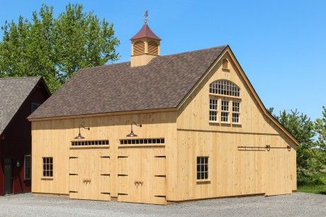 Post and beam barns ct ma ri timber frame kits the for Maine post and beam kits