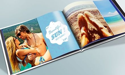 Hardcover Photo Book from Printerpix