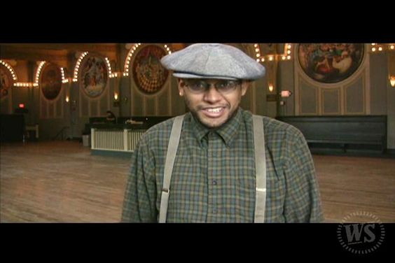 Dom Flemons of The Carolina Chocolate Drops by Beth Harrington. Musician Dom Flemons of the Grammy-nominated Carolina Chocolate Drops asks you to support Beth Harrington's upcoming documentary The Winding Stream - The Carters, the Cashes and the Course of Country Music via Kickstarter!