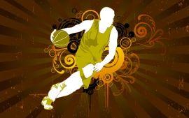 WALLPAPERS HD: Basketball Vector