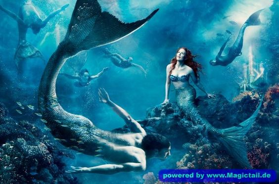 Meine Neben Galerie :Meermänner und Meerjungfrauen-meerman