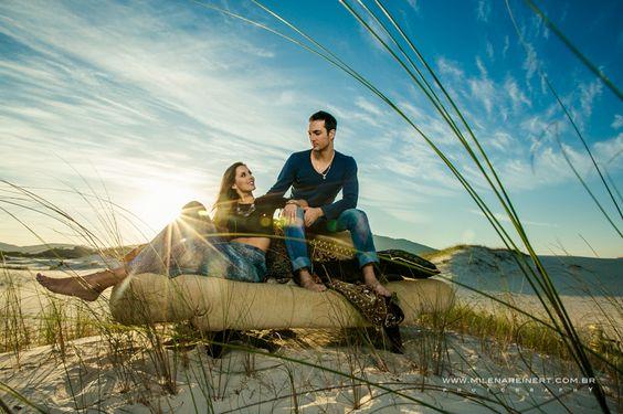 Pre Wedding | Anelise e Eduardo | Floripa ‹ Milena Reinert - Photography