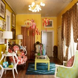 Elizabeth Chapin's gorgeous home #tribeza