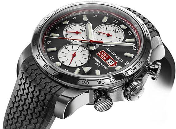 La Cote des Montres : La montre Chopard Mille Miglia 2013 - Un nouveau chronographe symbole d'un engagement historique